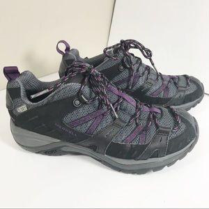 Merrell Damson waterproof hiking sneakers